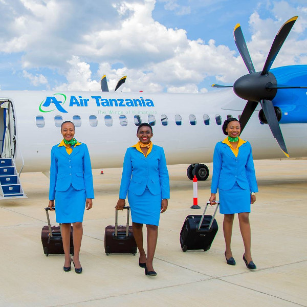 air-tanzania-established