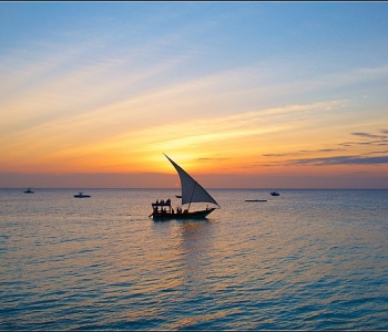 Zanzibar Sunset Sail Evening